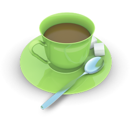256x256px size png icon of Tea Cup
