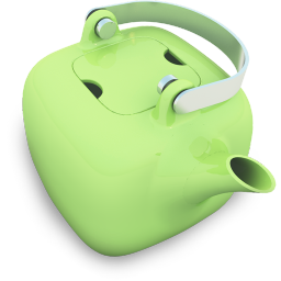 256x256px size png icon of Tea Pot