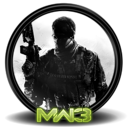 256x256px size png icon of CoD Modern Warfare 3 1a