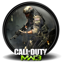 256x256px size png icon of CoD Modern Warfare 3 2