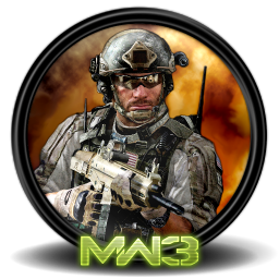256x256px size png icon of CoD Modern Warfare 3 3a