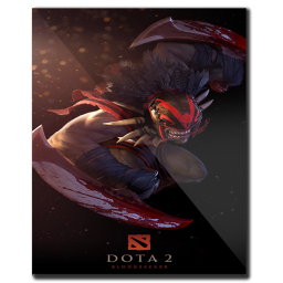 256x256px size png icon of Dota 2 1