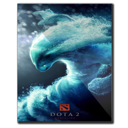 256x256px size png icon of Dota 2 2