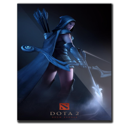 256x256px size png icon of Dota 2 4