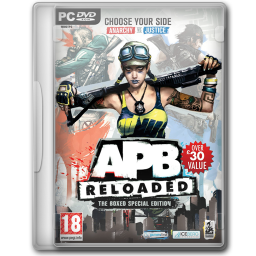 256x256px size png icon of APB Reloaded The Boxed Special Edition