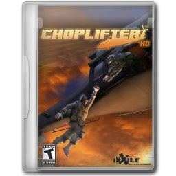 256x256px size png icon of Choplifter HD