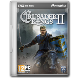 256x256px size png icon of Crusader Kings II