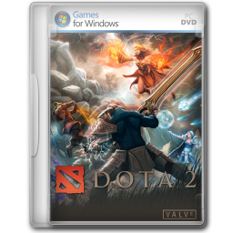 256x256px size png icon of DOTA 2