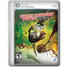 256x256px size png icon of Earth Defense Force Insect Armageddon