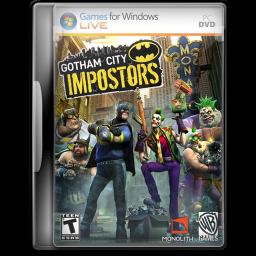 256x256px size png icon of Gotham City Impostors