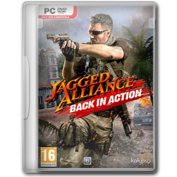 256x256px size png icon of Jagged Alliance Back in Action