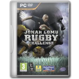256x256px size png icon of Jonah Lomu Rugby Challenge