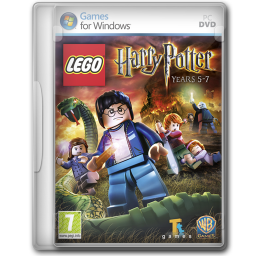 256x256px size png icon of LEGO Harry Potter Years 5 7