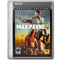 256x256px size png icon of Max Payne 3 Special Edition