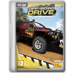 256x256px size png icon of Off Road Drive