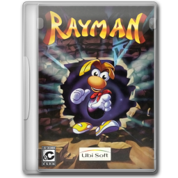 256x256px size png icon of Rayman