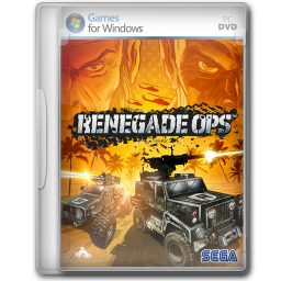 256x256px size png icon of Renegade Ops