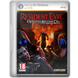 256x256px size png icon of Resident Evil Operation Raccoon City