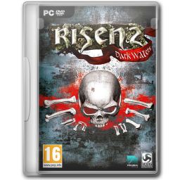 256x256px size png icon of Risen 2 Dark Waters