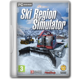 256x256px size png icon of Ski Region Simulator 2012