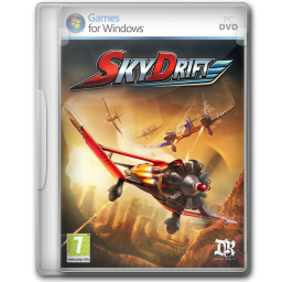 256x256px size png icon of SkyDrift