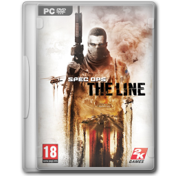 256x256px size png icon of Spec Ops The Line