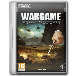 256x256px size png icon of Wargame European Escalation