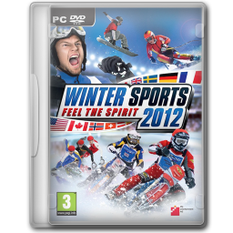 256x256px size png icon of Winter Sports 2012 Feel the Spirit