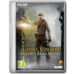 256x256px size png icon of Adams Venture Episode 3 Revelations
