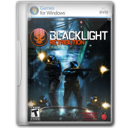 256x256px size png icon of Blacklight Retribution