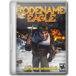 256x256px size png icon of Codename Eagle