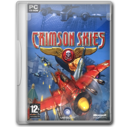 256x256px size png icon of Crimson Skies