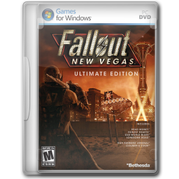 256x256px size png icon of Fallout New Vegas Ultimate Edition