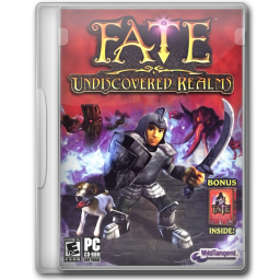 256x256px size png icon of Fate Undiscovered Realms