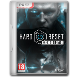 256x256px size png icon of Hard Reset Extended Version