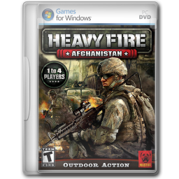 256x256px size png icon of Heavy Fire Afghanistan