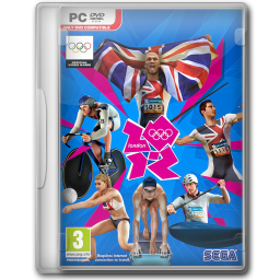 256x256px size png icon of London 2012 The Official Video Game of the Olympic Games