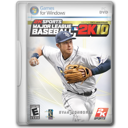 256x256px size png icon of Major League Baseball 2K10
