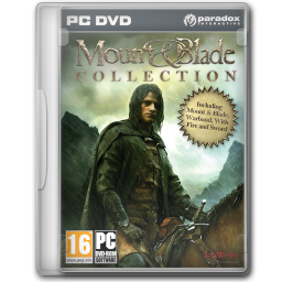 256x256px size png icon of Mount Blade Collection
