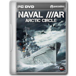 256x256px size png icon of Naval War Arctic Circle