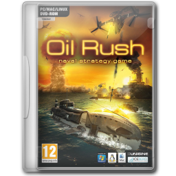 256x256px size png icon of Oil Rush