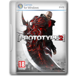256x256px size png icon of Prototype 2