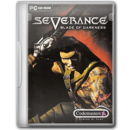 256x256px size png icon of Severance Blade of Darkness