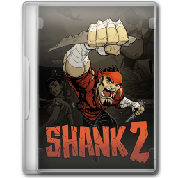 256x256px size png icon of Shank 2