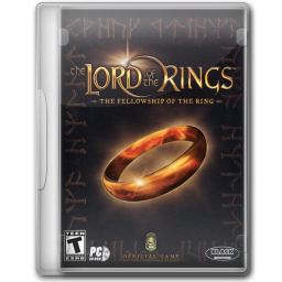 256x256px size png icon of The Lord of the Rings The Fellowship of the Ring