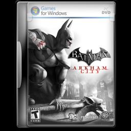 256x256px size png icon of Batman Arkham City