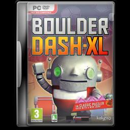 256x256px size png icon of Boulder Dash XL
