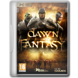 256x256px size png icon of Dawn of Fantasy