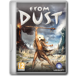256x256px size png icon of From Dust