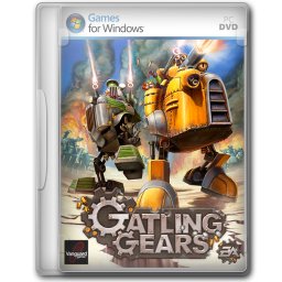 256x256px size png icon of Gatling Gears